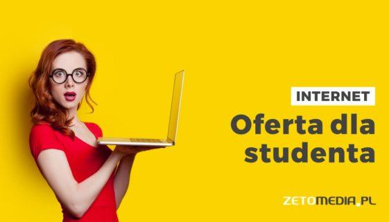 internet dla studentow