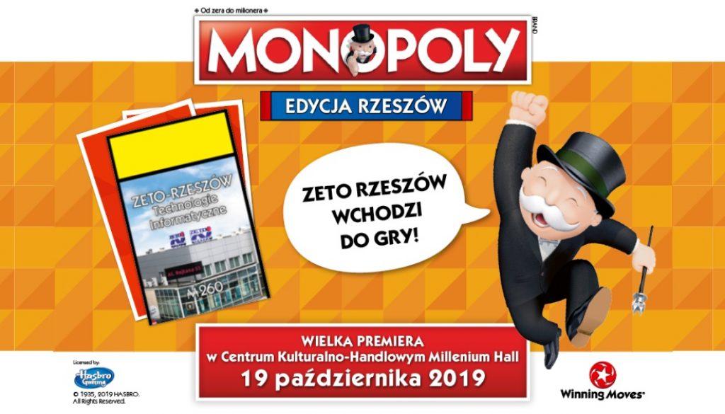 Monopoly Edycja Rzeszów