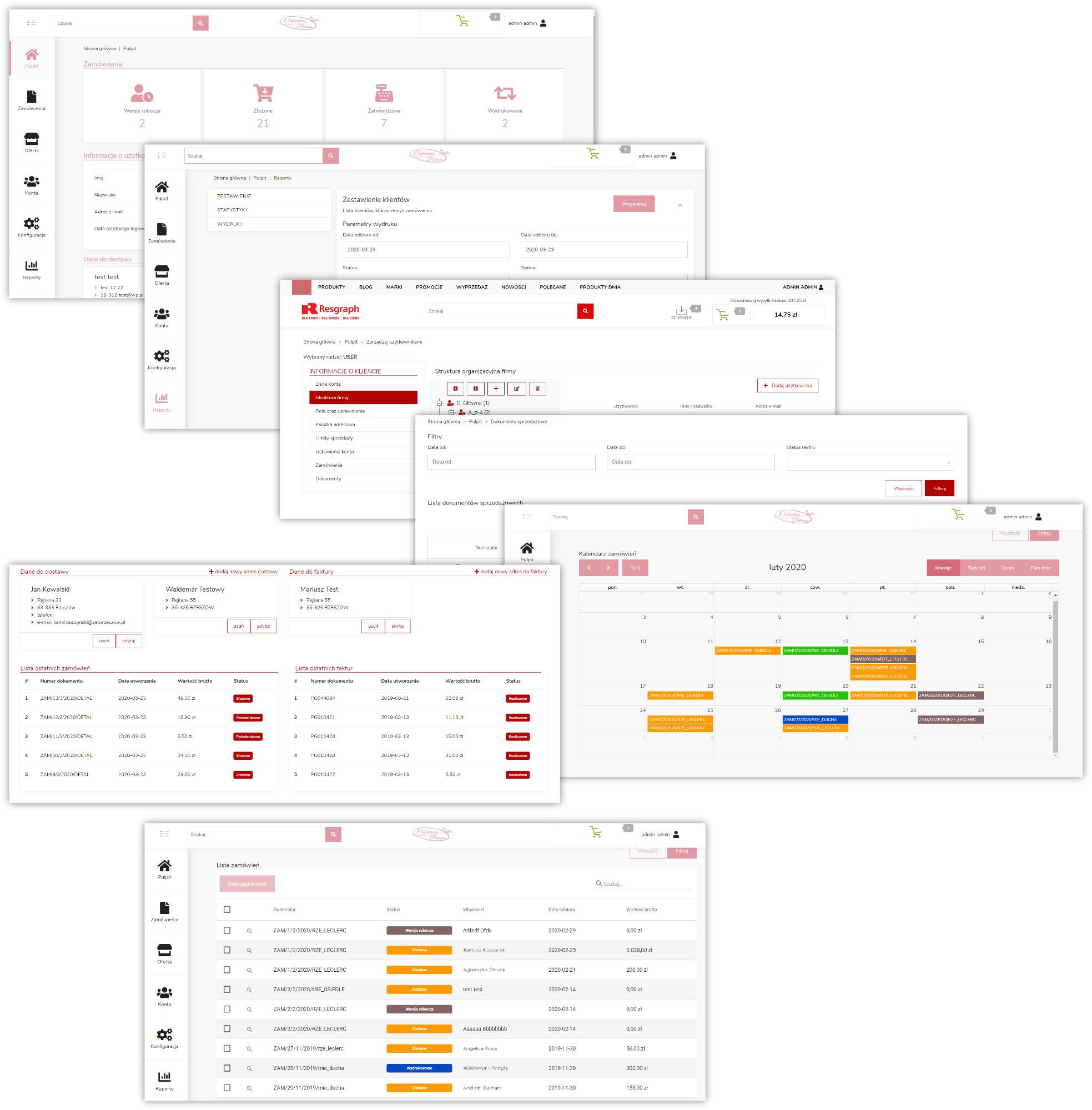 zarządzanie platformą b2b